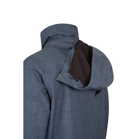 Elkline Undercover Veste imperméable Homme, bluegrey